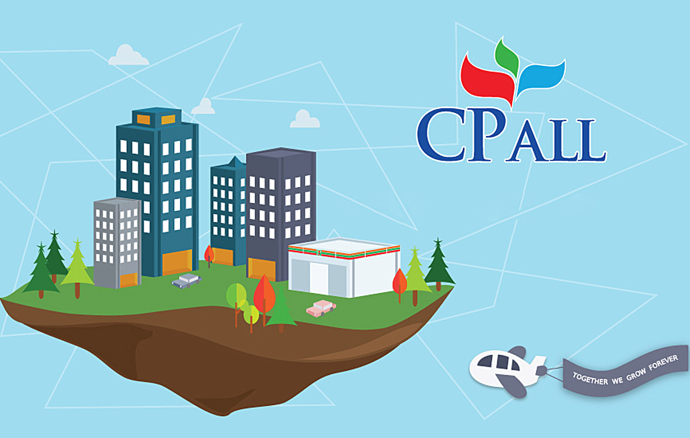 CP ALL PUBLIC COMPANY LIMITED